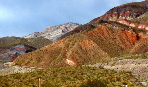Around every turn, another amazing view!