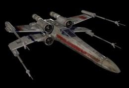 Star Wars Spaceship, from freewebs.com
