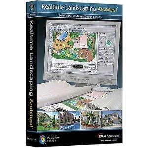 Realtime Landscaping Architect - Designer's Choice for Landscape Software
