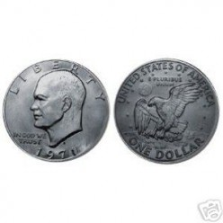 Ike Silver Dollar and Mint Information