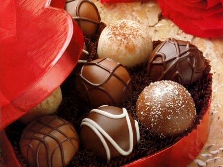 Christmas Chocolate Gift