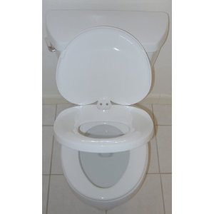 Xpress Trainer Pro Family Toilet Seat
