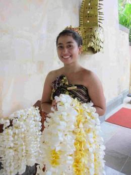 A Balinese Welcome at Ayana Resort, Bali