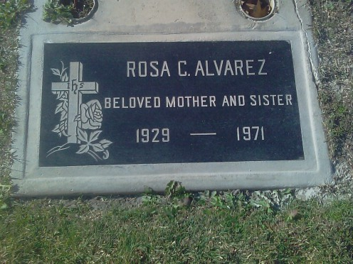 "This the is ""The After"" picture of that nasty old headstone.  That Amaz Cleaner is killer stuff."