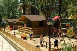 views of Benidorm's Hotel Sol Pelicanos