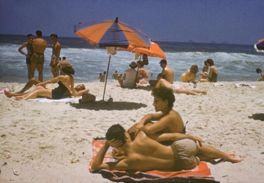 Time at the beach can be dangerous for the skin.  Make sure you have the correct level of SPF sunscreen.