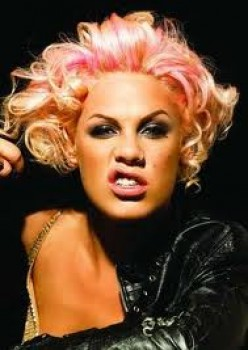 Alecia Moore aka Pink, One of The Greatest International Singing Superstars