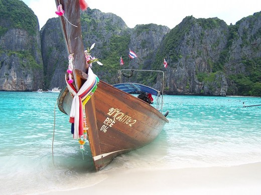 Thailand's Islands offer some amazing diving and vistas