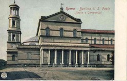 Basilica of St Paul Outside the Walls