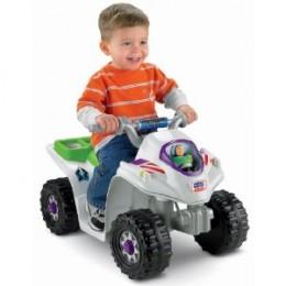 Power Wheels Toy Story 3 Lil' Quad