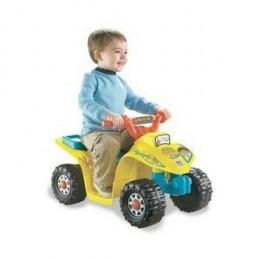 Power Wheels Go Diego Go Lil' Quad