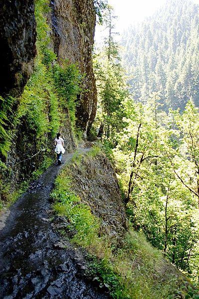 Eagle Creek in Multnomah County, Oregon