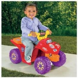 Power Wheels Dora the Explorer Lil' Quad