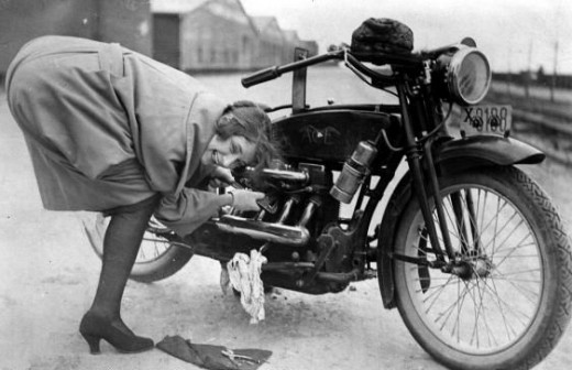For your safety you should know all about performing regular maintenance on your motorcycle!