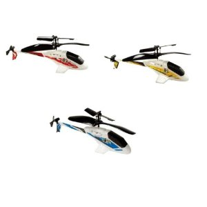 Air Hogs Havoc Heli colors