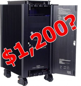 Yes, you can spend $1,200 for a silent PC case, but there are many cheaper alternatives to achieving relative silence.