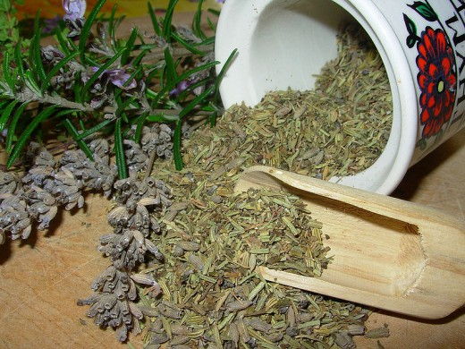 Herbes de Provence, an ideal seasoning for poultry
