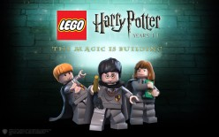 Lego Harry Potter Years 1-4 Walkthrough Part 30: Gold Bricks, Red Bricks, Character Tokens, and Students in Peril