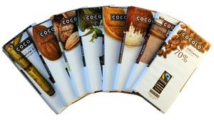 Soy Lecithin Free Chocolates.  Australian Organic Fairtrade Certified