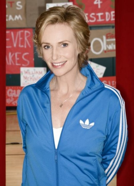 Sue Sylvester Glee Costume