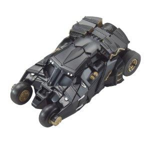 Stealth Rides Batmobile