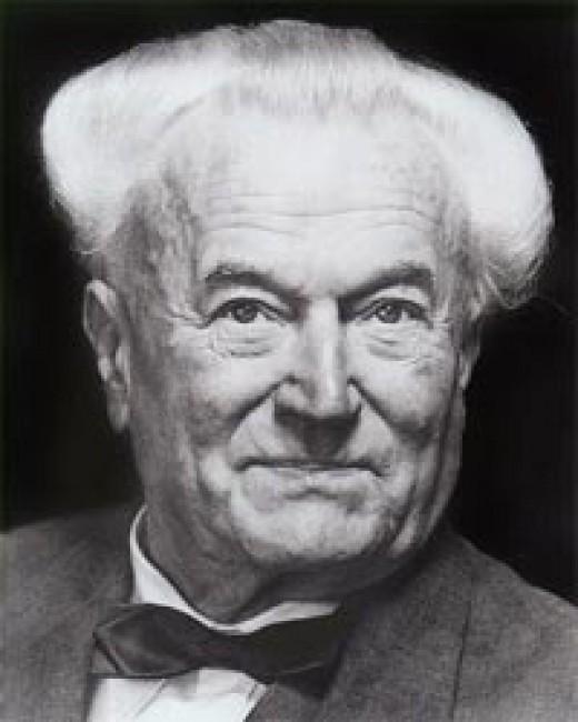 Rolex founder, Hans Wilsdorf