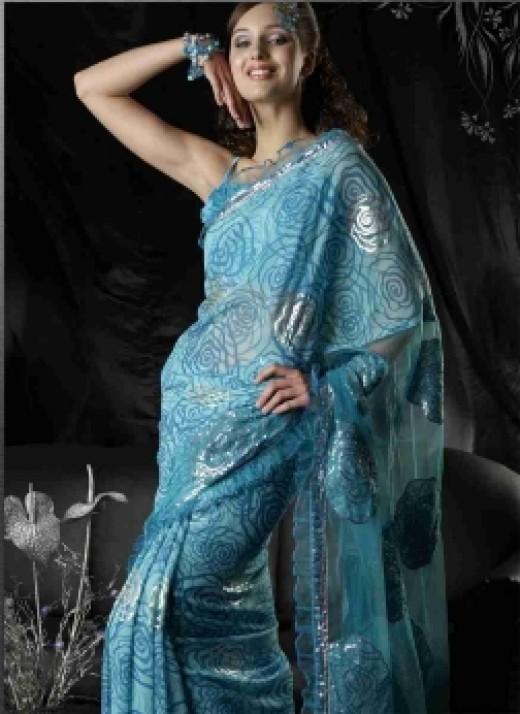 The Best Sari Gift