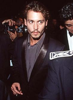 Johnny Depp . . . sigh