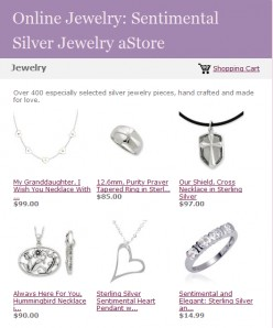 Best Online Jewelry, Buy Sentimental Sterling Silver Jewelry For You, Your Friend Or Family With Amazon Reductions