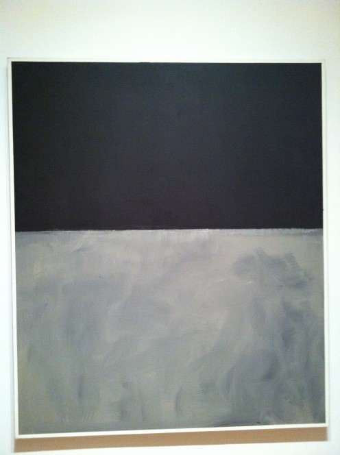 Created by Rothko in the year before his suicide