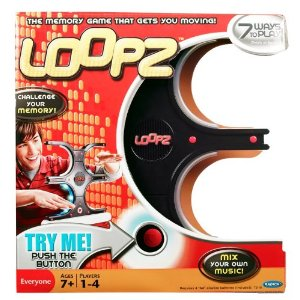 Loopz Game by Mattel - Popular Toys for Christmas