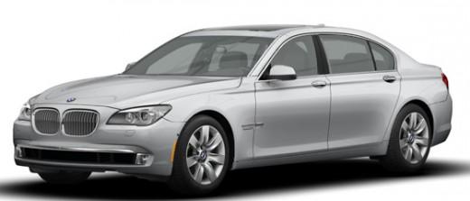 BMW 760Li Sedan