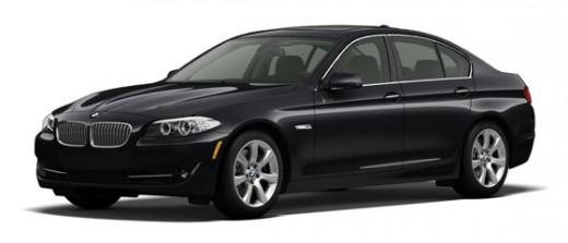 BMW 550i Sedan