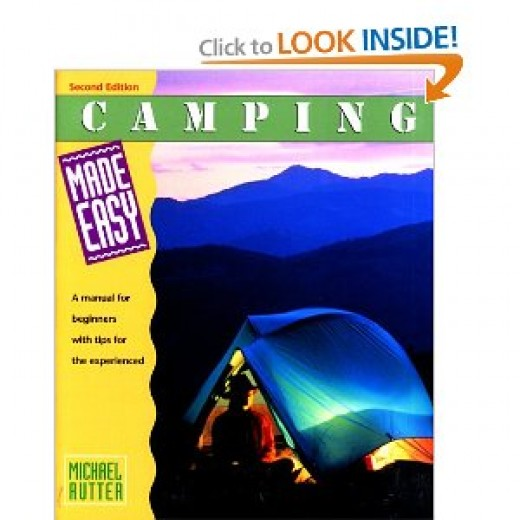 Camping Made Easy, 2nd [Paperback] By Michael Rutter