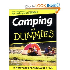 Camping for Dummies [Paperback]  By Michael Hodgson