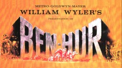 Ben-Hur: Replicating A Masterpiece