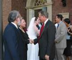 Weddings & Receiving Lines: A Short-Order Solution!