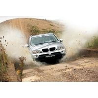 test your skill with a rally experience