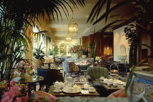 Four Seasons Lounge and Conservatory