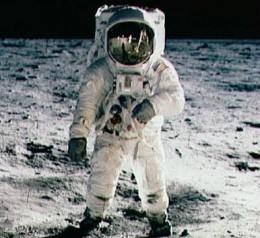Writing Paper Astronaut Craft