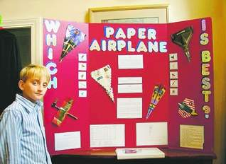 Science Fair Projects do not have to be boring!