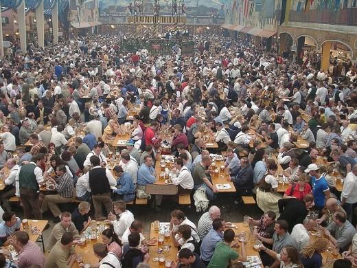 Hacker-Festzelt (2003) or Oktoberfest
