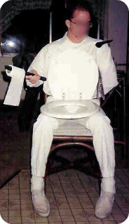 Potty Costume