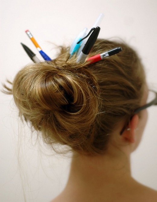 Not any pencil will do.