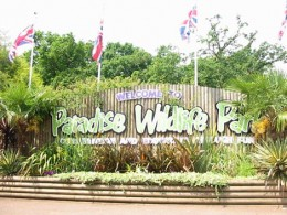 Welcome to Paradise wildlife park