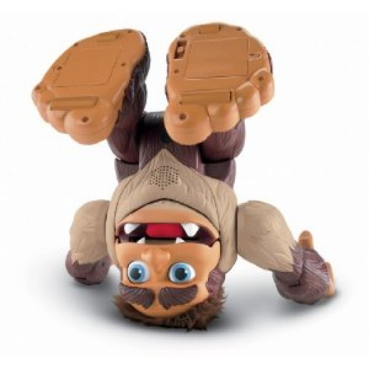 Bigfoot Monster tricks