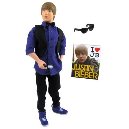 Justin Bieber doll in Awards Style