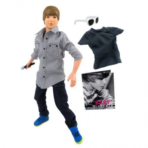 Justin Bieber doll in Red Carpet Style