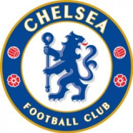The logo blue lion