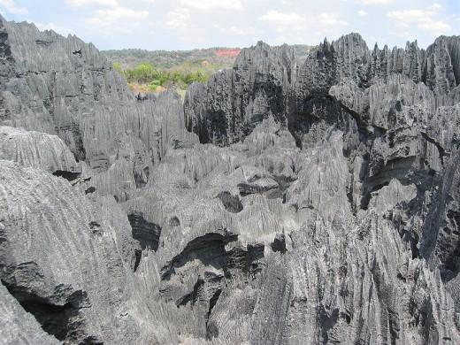 Tsingy de Bemaraha Nature Reserve